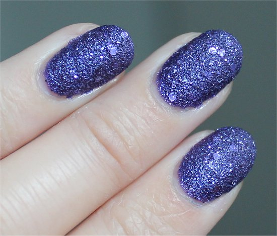 OPI Mariah Carey Can't Let Go Swatch
