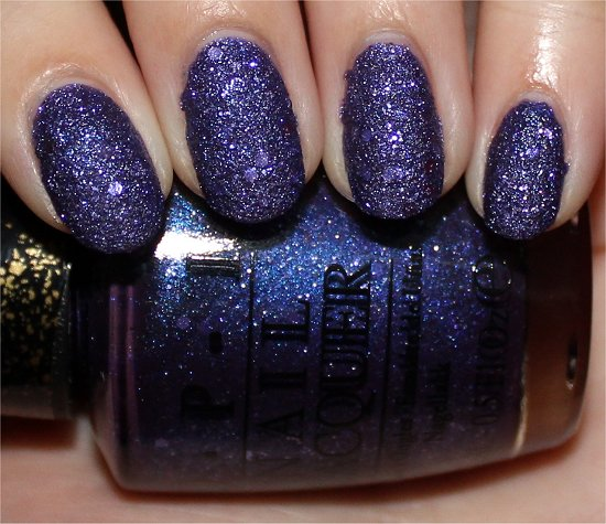 OPI Mariah Carey Collection Liquid Sand Swatches Can't Let Go