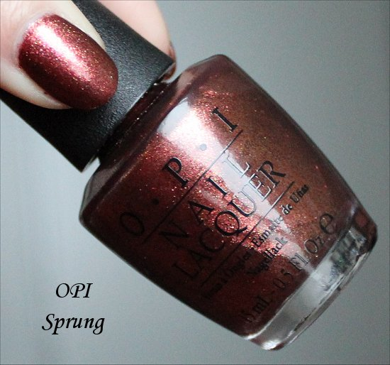 OPI Sprung Mariah Carey Collection Pictures