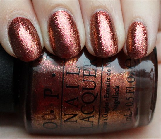 OPI Sprung Swatches &a...