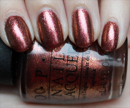 OPI Sprung Review & Swatches