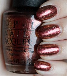 OPI Sprung Swatches  a...