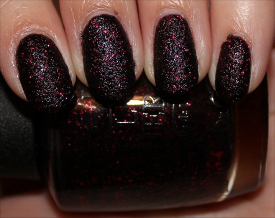 OPI Stay the Night Review & Swatch
