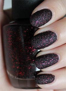 OPI Stay the Night Swatches &amp; Review