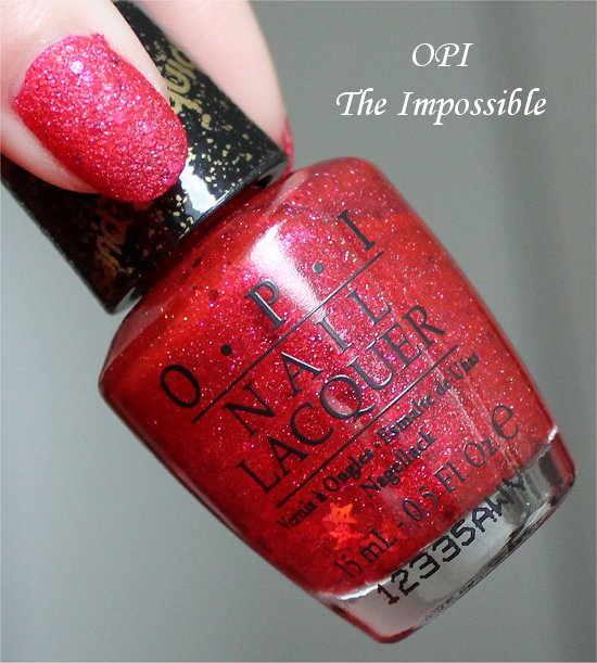 OPI The Impossible Liquid Sand Mariah Carey Collection