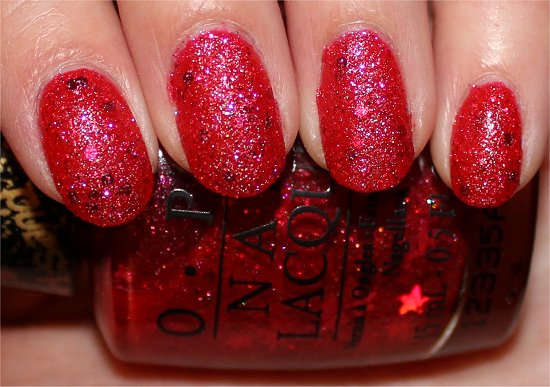 OPI The Impossible Liquid Sand Review