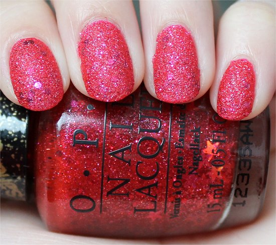 OPI The Impossible Mariah Carey Swatches