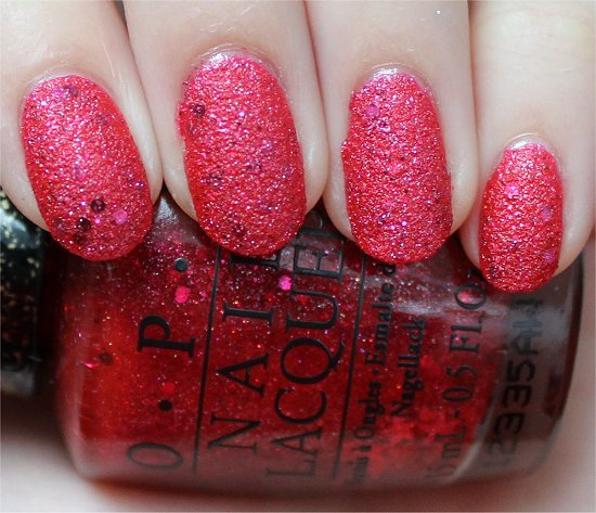 OPI The Impossible Review & Swatch