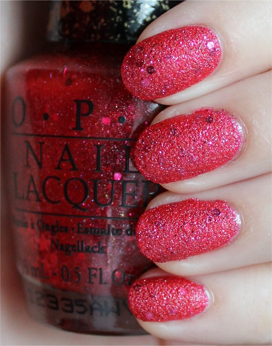 OPI The Impossible Swatches & Review