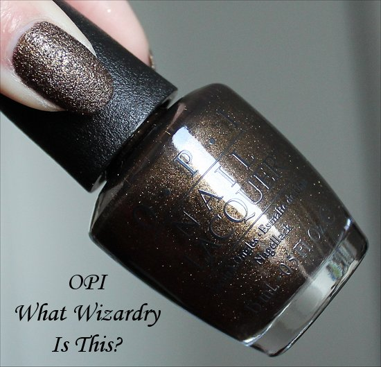 OPI What Wizardry is This Oz the Great and Powerful Collection