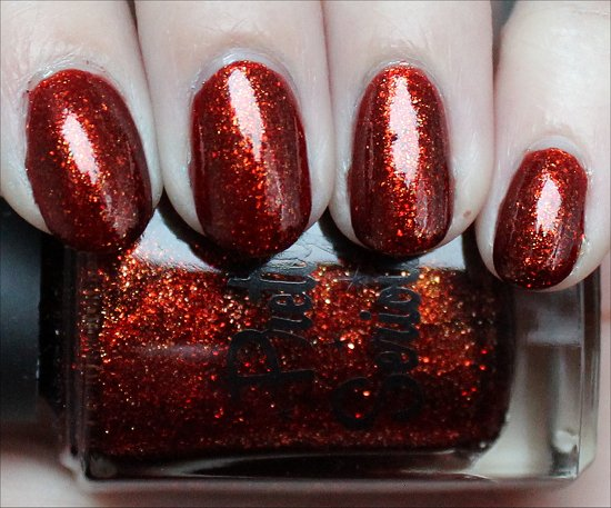 Pretty-Serious-Cosmetics-Seasonal-Sunset-Swatch-Review