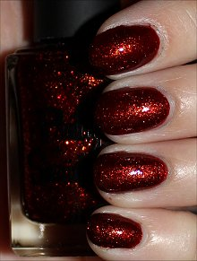 Pretty Serious Seasonal Sunset Swatches &amp; Review