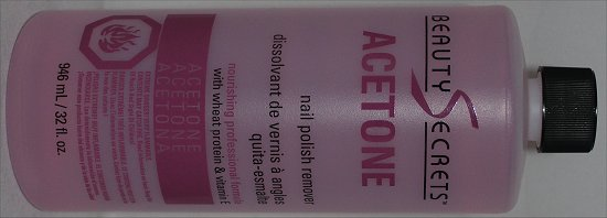 Sally Beauty Supply Haul Beauty Secrets Acetone Nail Polish Remover Pictures