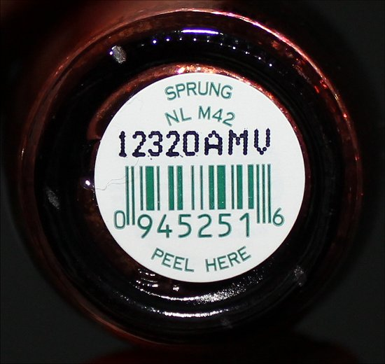 Sprung OPI Mariah Carey Collection Pictures