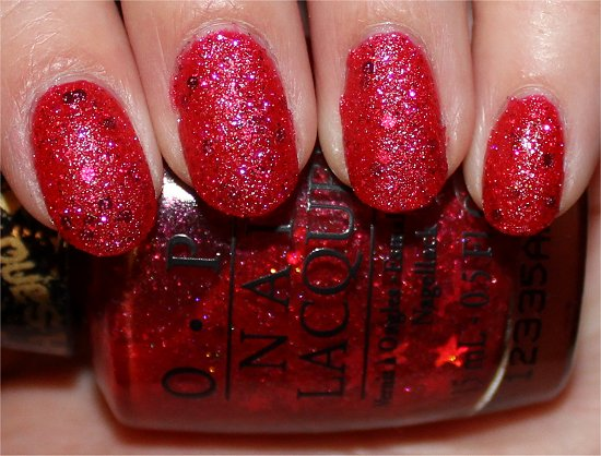 The Impossible OPI Mariah Carey Liquid Sand Swatch