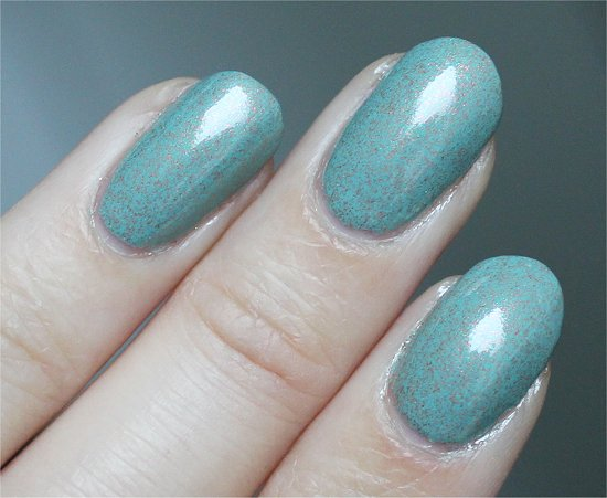 Two Fingered Salute Butter London Photos & Swatch