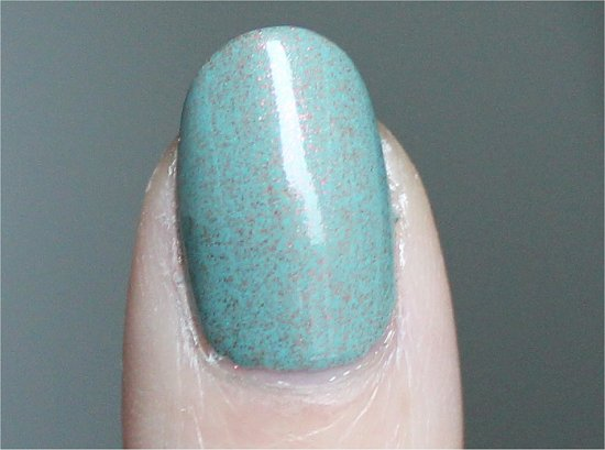 Two Fingered Salute Butter London Swatch & Pics
