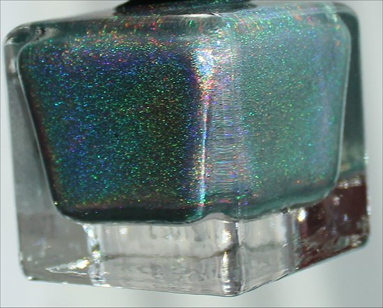 Urban Outfitters Green Holo Polish