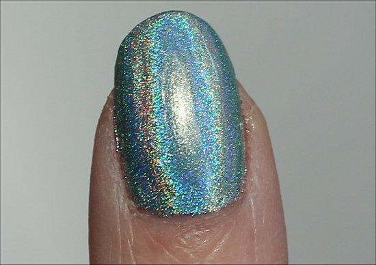 Urban Outfitters Green Holo Review & Swatch