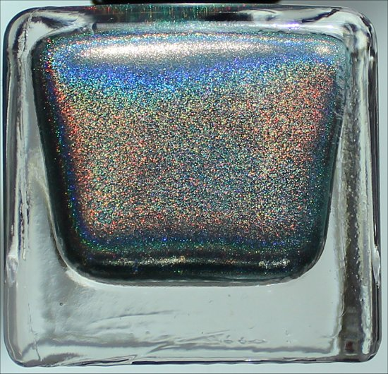 Urban Outfitters holographic nail polish