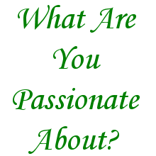 What-Are-You-Passionate-About