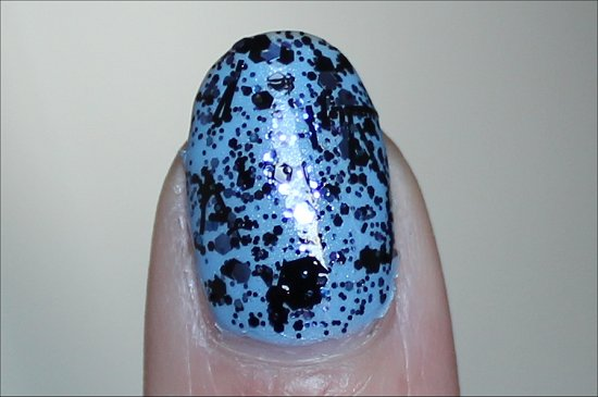 China Glaze Bling It On Swatch