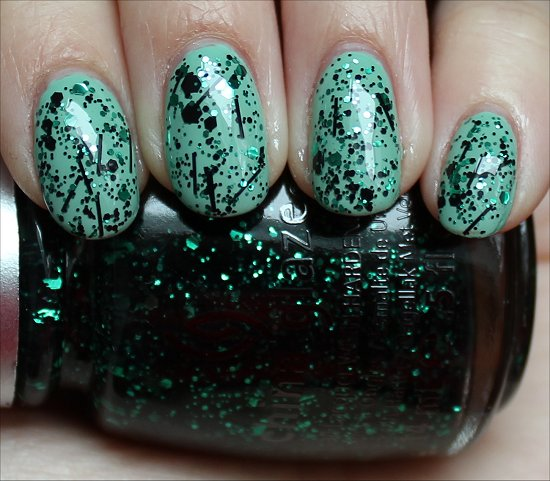 China Glaze Graffiti Glitter Review & Swatch