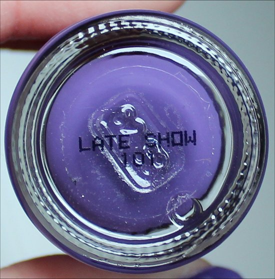 Late Show by Topshop Nail Polish