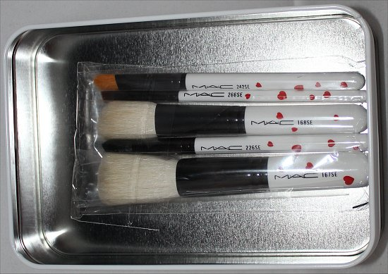 MAC Archie's Girls Brushes Kit