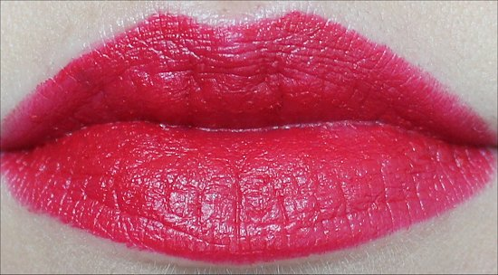 MAC Archie's Girls Ronnie Red Lipstick Swatch & Review