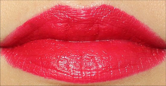 MAC Ronnie Red Lipstick Review & Swatch