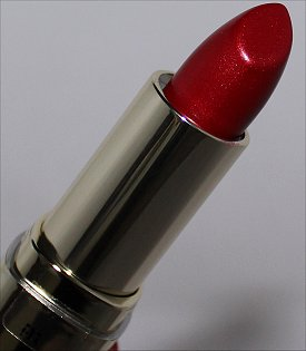 Milani Cherry Crave Color Statement Lipstick Swatches &amp; Review