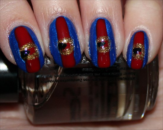Nail Art Tutorial Violet Beauregarde Nails