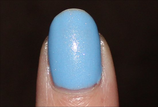Nicole by OPI Modern Family Collection Swatches Stand by Your Manny Swatch