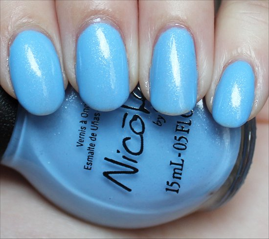 Nicole by OPI Stand by Your Manny Modern Family Collection Swatches