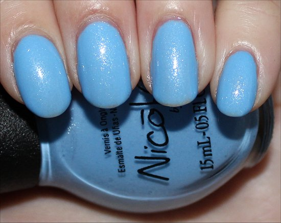 Nicole by OPI Stand by Your Manny Review & Swatches