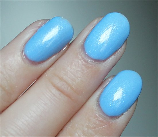 Nicole by OPI Stand by Your Manny Swatch