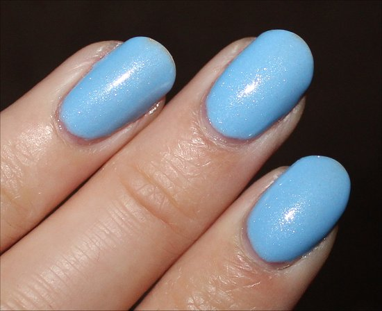 Nicole by OPI Stand by Your Manny Swatches