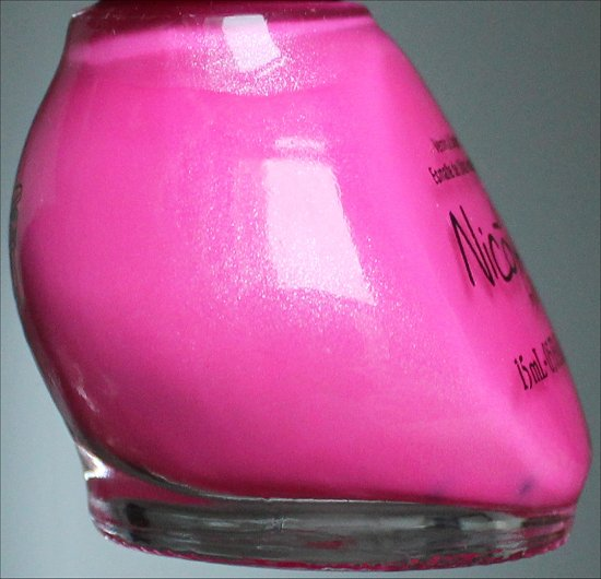 Nicole by OPI Still Into Pink Photos