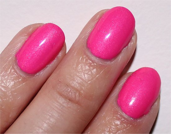 Nicole by OPI Still Into Pink Review, Swatch & Pics