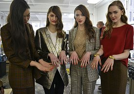 OPI at New York Fashion Week 2013