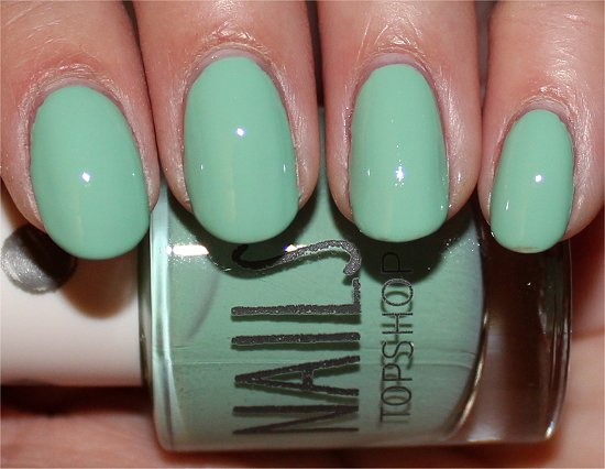 Topshop Gone Fishing Review & Swatch
