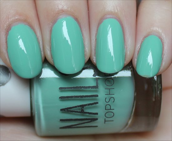 Topshop Gone Fishing Review & Swatches