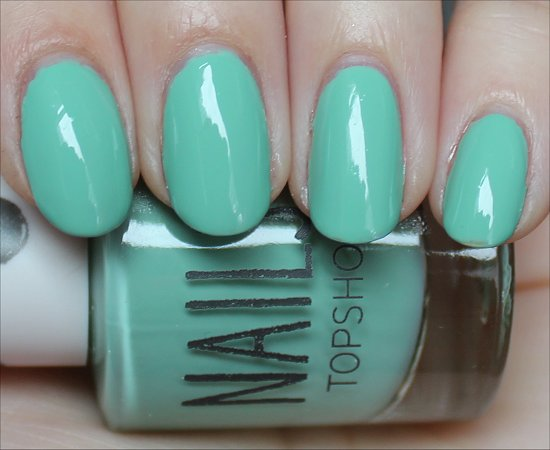 Topshop Gone Fishing Swatch & Review
