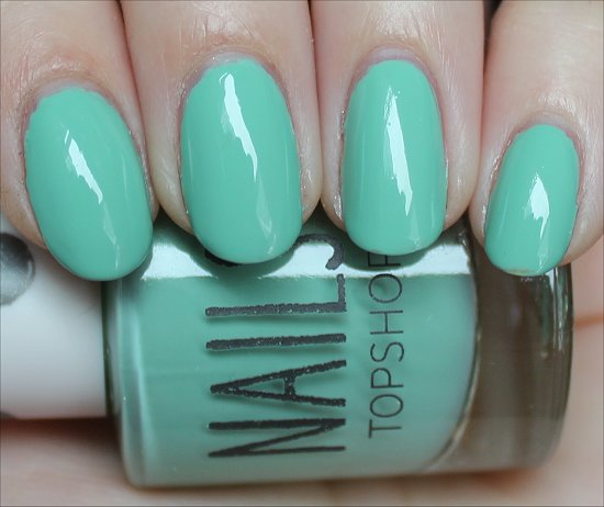 Topshop Gone Fishing Swatch