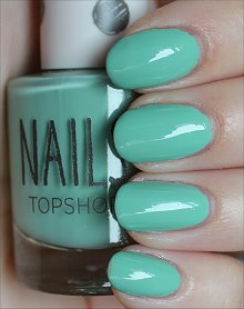 Topshop Gone Fishing Swatches & Review