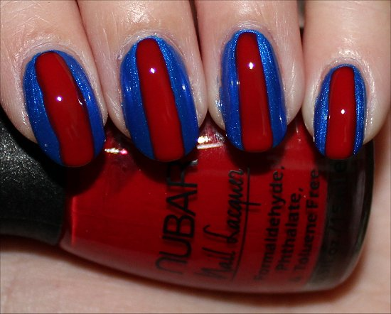 Violet Beauregarde Nails Nail Art Tutorial Step 3