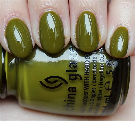 China Glaze Budding Romance Review & Swatch