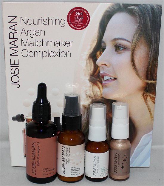 Josie Maran Argan Oil Review & Pictures