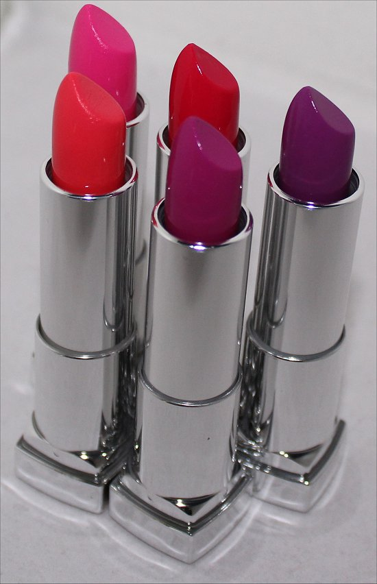 Maybelline Color Sensational Vivids Pictures